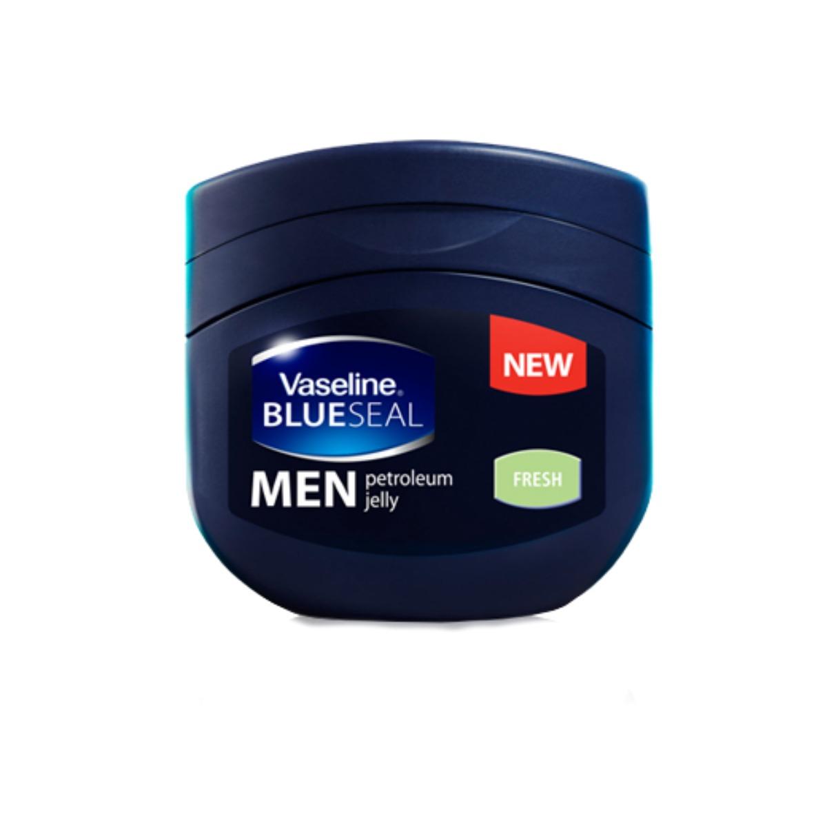 Vaseline Blueseal Men Petroleum Jelly Fresh 100ml