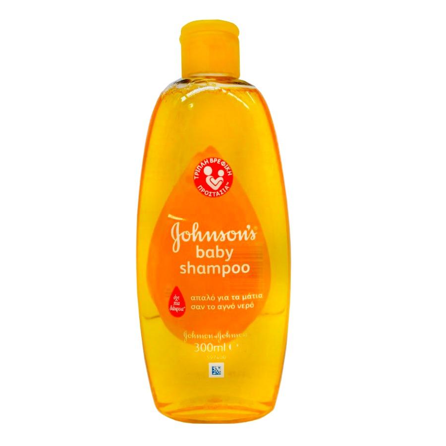 Johnson S Baby Shampoo Original With Balanced Ph 300ml